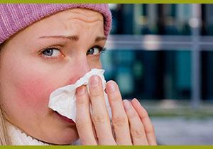 проявления аллергоза