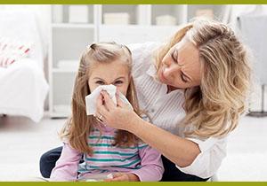 аллергоз у детей