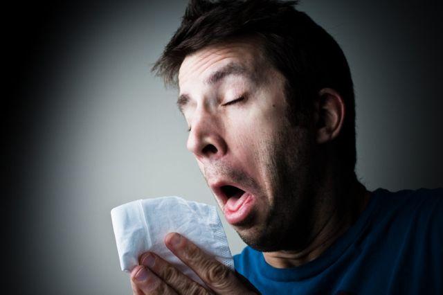 Аллергический ринит или насморк: лечение народными средствами