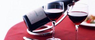 Вино бутылка