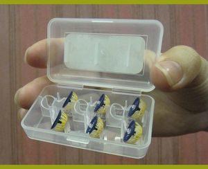 Фильтры в нос в коробке