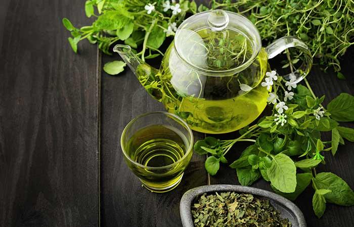 Как проявляется аллергия на зеленый чай