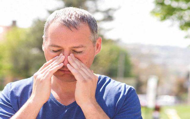 аллергичечкий насморк