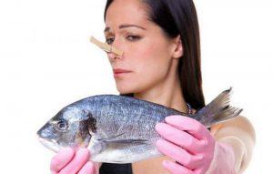 непереносимость рыбы