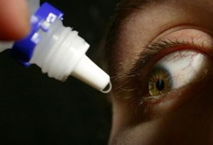 капли для глаз