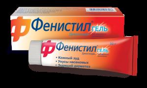 препарат Фенистил-гель